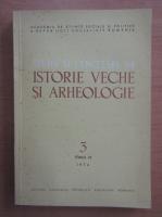 Anticariat: Studii si cercetari de istorie veche si arheologie, tomul 25, nr. 3, 1974