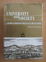 Anticariat: University and Society. A History of Higher Education in Cluj in The 20th Century