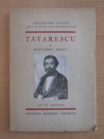Anticariat: Alexandru Marcu - Tatarescu (editie bilingva)