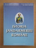 Anticariat: Anghel Andreescu - Istoria jandarmeriei romane