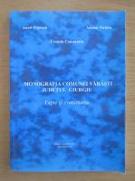 Anticariat: Aurel Popescu - Monografia comunei Varasti, judetul Giurgiu. Fapte si evenimente