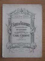 Anticariat: Carl Czerny - Schule der Gelaufigkeit
