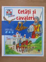 Anticariat: Cetati si cavaleri. Cu ghicitori, jocuri si clapete cu raspunsuri