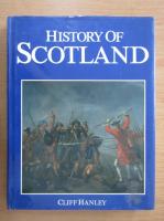 Anticariat: Cliff Hanley - History of Scotland