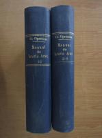 George Oprescu - Manual de istoria artei (4 volume coligate)