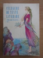 Georgeta Prodescu Mihaescu - Culegere de texte literare pentru clasele a III-a si a IV-a (volumul 2)
