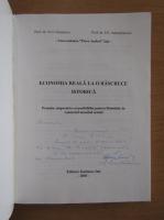 Anticariat: I. D. Adumitracesei - Economia reala la o rascruce istorica (cu autograful autorului)