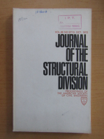 Anticariat: Journal of the Structural Division, volumul 98, nr. 10, octombrie 1972