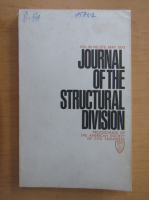 Anticariat: Journal of the Structural Division, volumul 99, nr. 5, mai 1973