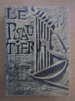 Le Psautier de la Bible de Jerusalem