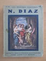 Anticariat: Les peintres illustres. Diaz de la Pena