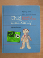 Marjorie J. Smith - Child and Family. Concepts of Nursing Practice