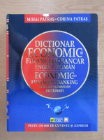 Mihai Patras - Dictionar economic si financiar-bancar englez-roman