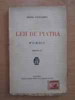 Mircea Radulescu - Leii de piatra. Poezii