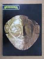 Anticariat: Revista Archeologia, nr. 44, ianuarie-februarie 1972