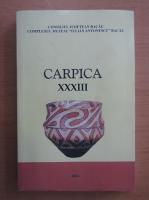 Anticariat: Revista Carpica, nr. 33, 2004