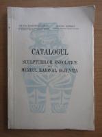 Anticariat: Silvia Marinescu Bilcu - Catalogul sculpturilor eneolitice din Muzeul Raional Oltenita