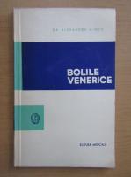 Anticariat: Alexandru Mincu - Bolile venerice