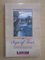 Anticariat: Arthur Conan Doyle - The sign of four