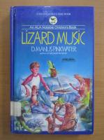 Anticariat: D. Manus Pinkwater - Lizard music