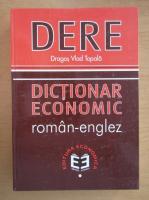 Anticariat: Dragos Vlad Topala - Dictionar economic englez-roman