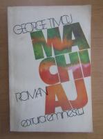 Anticariat: George Timcu - Machiaj
