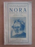 Henrik Ibsen - Nora