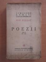 Anticariat: Ion Pillat - Poezii (volumul 3)