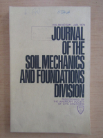 Anticariat: Journal of the Soil Mechanics and Foundations Division, volumul 99, nr. 1, ianuarie 1973