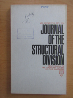 Anticariat: Journal of the Structural Division, volumul 100, nr. 10, octombrie 1974