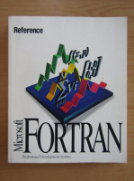 Anticariat: Microsoft fortran. Reference