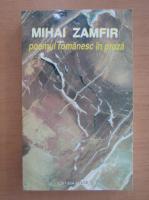 Anticariat: Mihai Zamfir - Poemul romanesc in proza