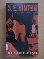 Anticariat: S. E. Hinton - Rumble fish