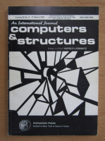 Anticariat: An International Journal Computers and Structures, volumul 42, nr. 6, 1992
