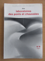 Anticariat: Bulletin de liaison des laboratoires des ponts et chaussees, nr. 78, iulie-august 1975