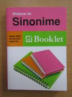 Anticariat: Dictionar de sinonime