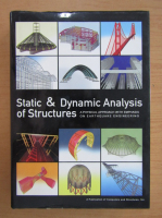 Anticariat: Edward O. Wilson - Static and Dynamic Analysis of Structures