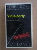 Anticariat: Edward S. Aarons - Virus party