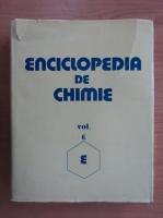 Anticariat: Elena Ceausescu - Enciclopedia de chimie (volumul 6)