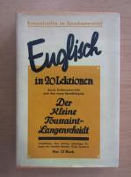 Anticariat: Englisch in 20 Lektionen