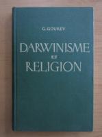 G. Gourev - Darwinisme et Religion