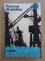 Georges Simenon - L'homme de Londres