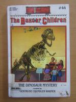 Anticariat: Gertrude Chandler Warner - The Boxcar Children. The dinosaur mystery