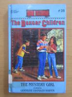 Anticariat: Gertrude Chandler Warner - The Boxcar Children. The mystery girl