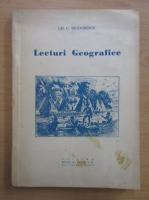 Gheorghe Teodorescu - Lecturi geografice
