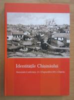 Anticariat: Identitatile Chisinaului