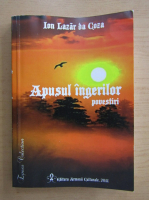 Anticariat: Ion Lazar - Apusul ingerilor. Povestiri