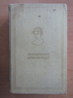Anticariat: Joseph Gregor - Perikles. Griechenlands Grosse Undtragik