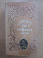 Anticariat: Langenscheidts Taschenworterbucher Spanisch (volumul 2)