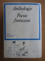 Marcel Arland - Anthologie de la poesie francaise